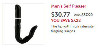 Mens Self Pleaser