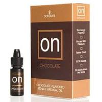 Chocolate Female Arousal Oil
