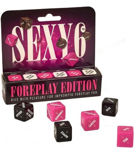 Foreplay Sex Dice