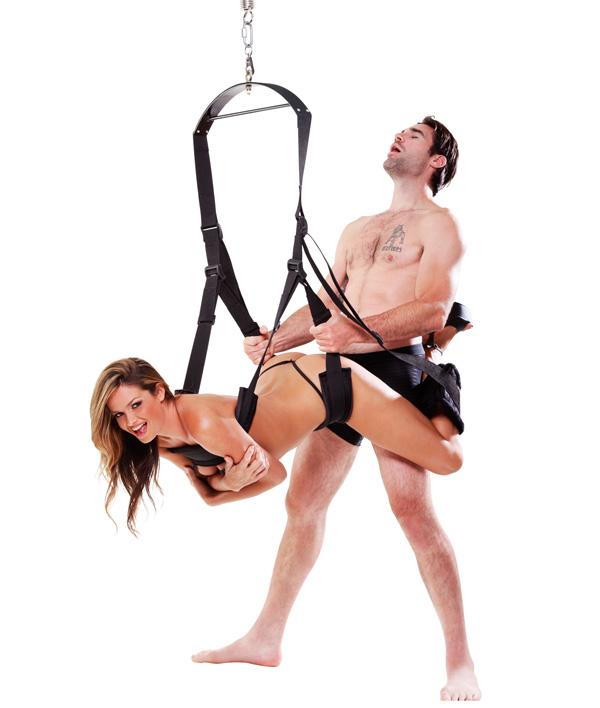 Sex Swing Position 2