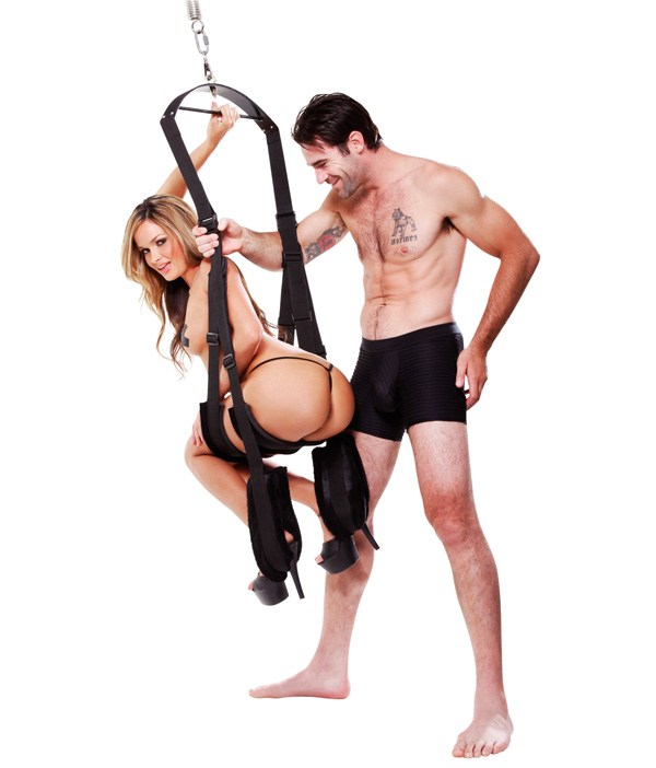 Sex Swing Position 3