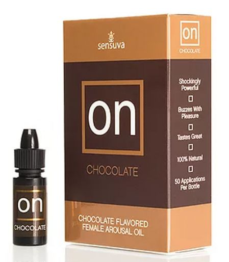 Sensuva Chocolate Female Arousal Oil