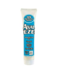 Desensitizing Anal-Eze