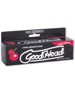 Good Head Flavored Oral Sex Gel