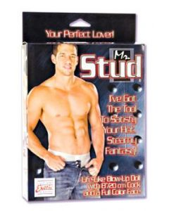 Stud Male Sex Doll