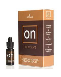 Sensuva Chocolate Female Arousal Oil