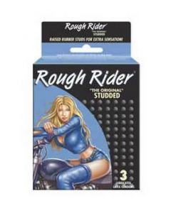 Rough Rider Studded - 3 Pack