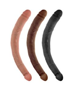 Tapered Realistic Double Dildo