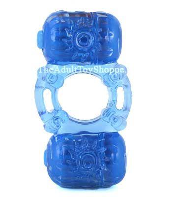 Double Pleasure Vibrating Ring