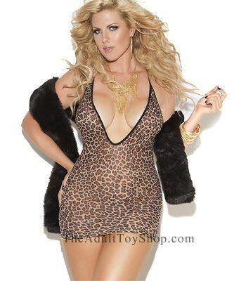 Leopard Dress Queen