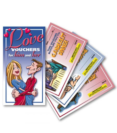 Love Coupons for Couples