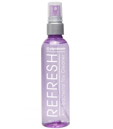 Refresh Antibacterial Adult Toy Cleaner