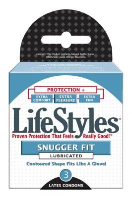 Lifestyles Snug Fit Condoms