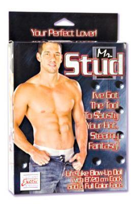 Stud Male Sex Doll