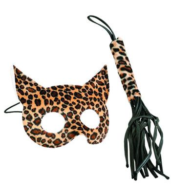 Cat Mask and Whip