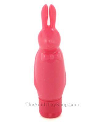Mini Neon Rabbit Vibrator