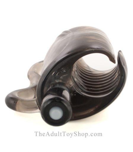 Grip Stroker vibrating masturbation toy motor