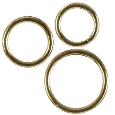 Metal Cock Rings Set
