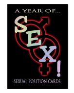 Deck of Sex Position Flash Cards