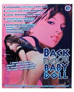 Back Door Sex Doll
