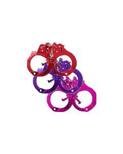 Colored Metal Cuffs