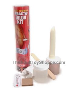 Clone A Willy Homemade Vibrating Dildo Kit