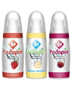 ID Frutopia Lubricant - 6 Flavors