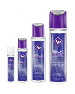 ID Silk Lubricant - 4 Sizes