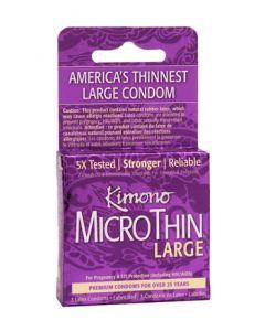 Kimono Thin Large 3 Pack