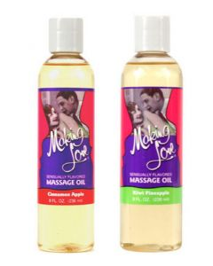 Making Love Massage Oil