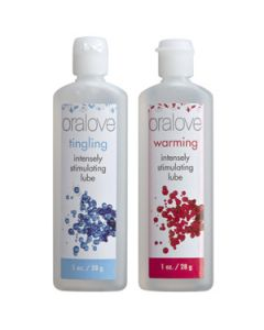 Oralove 2 Pack Lube
