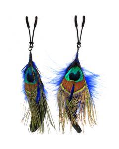 Peacock Tweezer Clamps