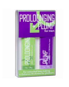 Prolonging + Plump For Men