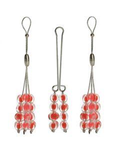 Ruby Nipple & Clit Rings