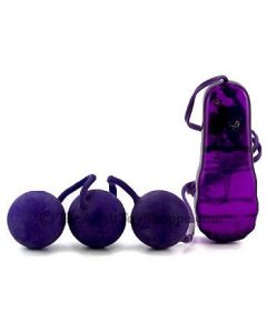 Soft Touch Vibrating Balls