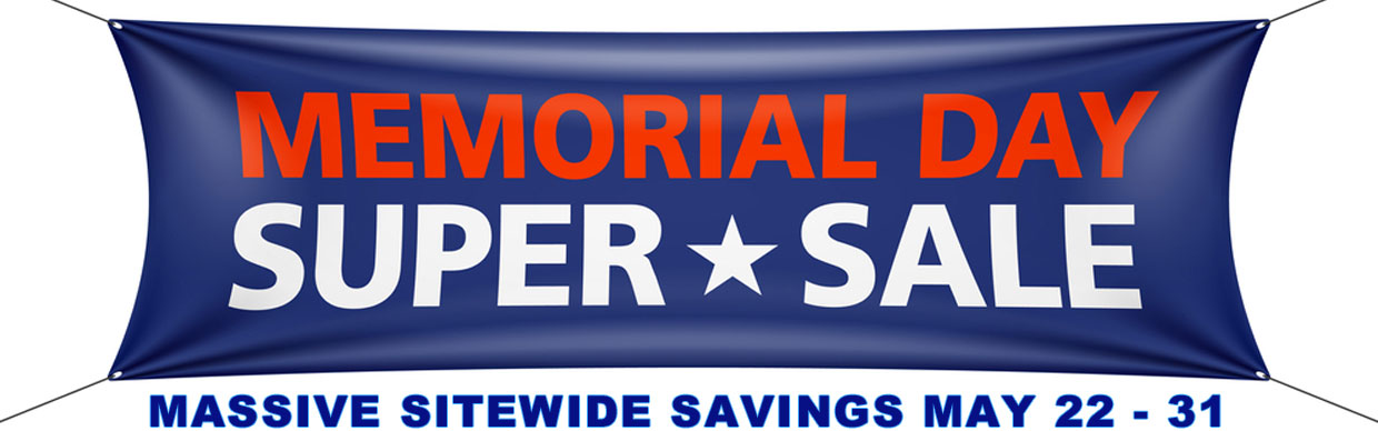 Memorial Day sex toy sale
