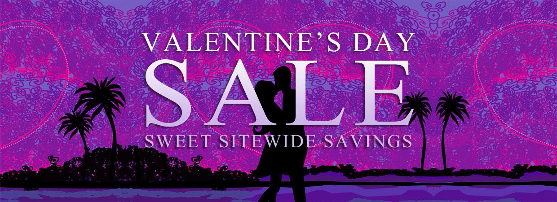 Valentines Day sex toy sale