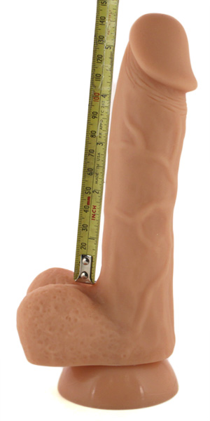 Measuring Dildo Insertable Inches