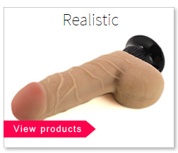 Realistic Vibrating Dildos