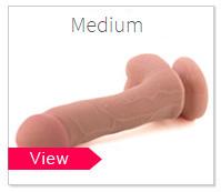 Medium Dildos for Strap on