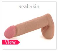 Real Skin Dildo