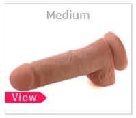 Medium Dildos
