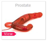Vibrating Prostate Toys