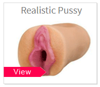 Realistic Pussy Sleeves